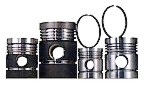 Pistons and Piston Rings