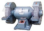 bench grinders, polishers, buffers