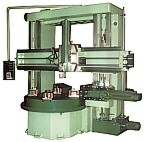 vertical boring and turning machine
